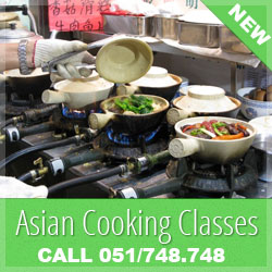 Asian Cooking Classes in Lichtervelde